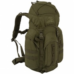 backpack Forces 25 liter polyester groen