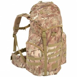 backpack Forces 44 liter polyester camouflage