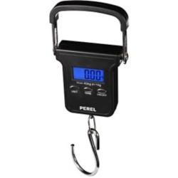bagageweegschaal digitaal 40 kg ABS/RVS zwart