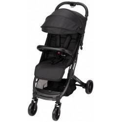 Interbaby kinderwagen Silla 84 x 99 x 51 cm polyester zwart
