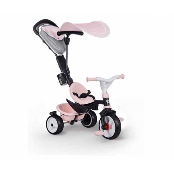 Baby Driver Plus Junior Roze/Grijs