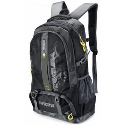 backpack 34 liter 54 x 33 x 19 cm textiel grijs/zwart