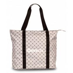 shopper dames 22 liter nylon wit