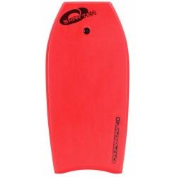 bodyboard Shatter 84 cm foam rood