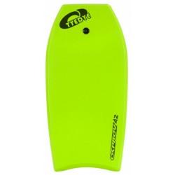bodyboard Tie Dye 106 cm foam groen