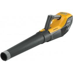 accubladblazer SAB 500 AE 48V 650W 101 cm grijs/geel