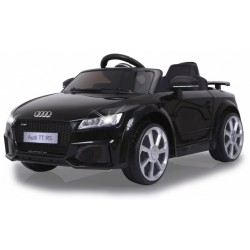 Jamara accuvoertuig Audi TT RS junior 103 cm zwart 6-delig