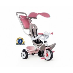 Baby Balade Plus Junior Roze/Beige