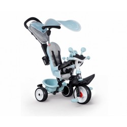 Baby Driver Plus Junior Blauw/Grijs