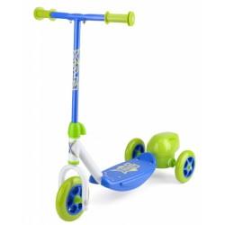 Xootz Bubble Scooter Jongens Voetrem Groen/Blauw