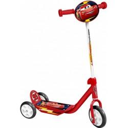 Disney Cars 3-wiel kinderstep Jongens Voetrem Rood