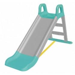 glijbaan Funny Slide junior 145 cm turquoise/grijs
