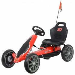 Scuderia GoKart Junior Rood/Zwart