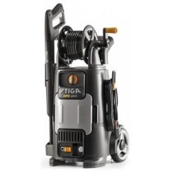 hogedrukreiniger HPS 345 R 2100W 110 bar RVS grijs