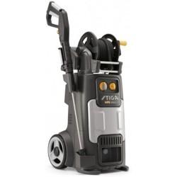 hogedrukreiniger HPS 550R 2500W 150 bar RVS grijs