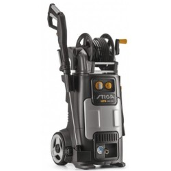 hogedrukreiniger HPS 650 RG 2800W 150 bar RVS grijs