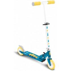 Universal kinderstep Minions 2 Junior Voetrem Blauw/Geel