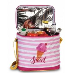koelbox 14 liter Sweet roze