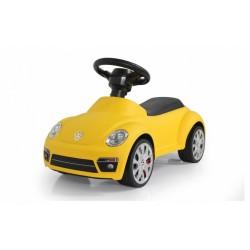 Jamara loopauto Beetle 70 x 30 x 38 cm geel