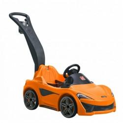 Step2 loopwagen McLaren 570S Push Sports Car 120 cm oranje
