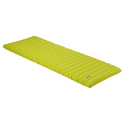 luchtbed Denver 1-persoons 197 x 70 cm PVC geel