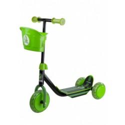 Mini Kid Step Junior Vrijloop Groen/Zwart