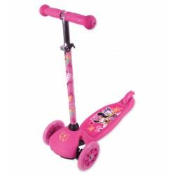 Minnie Mouse 3-wiel kinderstep Meisjes Voetrem Roze
