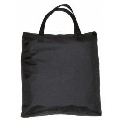 opbergtas luchtbed 38 x 41 x 8 cm polyester zwart