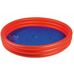 opblaaszwembad junior 175 x 175 cm PVC rood/blauw