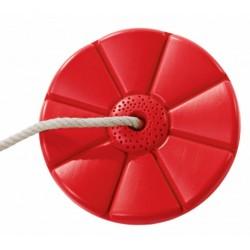 AXI schotelschommel Ø 28 cm rood