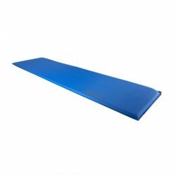 slaapmat Base L zelfopblaasbaar 183 x 51 cm blauw