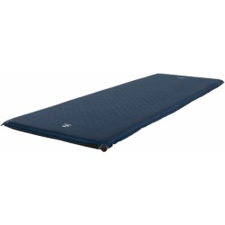 slaapmat Great 5,0 198 x 63 cm polyester blauw 3-delig