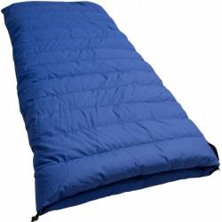 slaapzak Companion CC R 220 x 100 cm katoen blauw