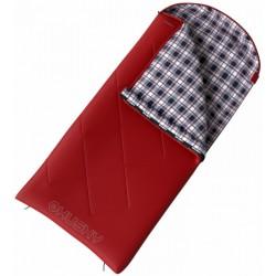 slaapzak Galy junior 70 x 170 cm polyester rood