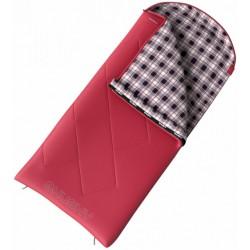 slaapzak Groty 85 x 200 cm polyester rood
