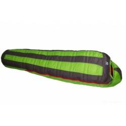 slaapzak Looping II 500 190 cm nylon/polyester groen
