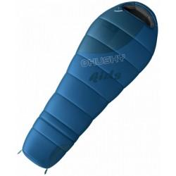 slaapzak Magic junior 70 x 180 cm nylon blauw