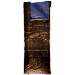 slaapzak Pulsar NC L 210 x 80 cm nylon zwart