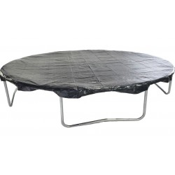 Jumpking trampoline afdekhoes ovaal 2,44 x 3,51 meter zwart