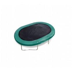 Jumpking trampoline afdekhoes zwart ovaal 3,05 x 4,57 meter