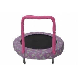 Jumpking trampoline Mini Bouncer Butterfly 121 cm roze
