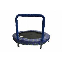 Jumpking trampoline Mini Bouncer Frog 121 cm blauw