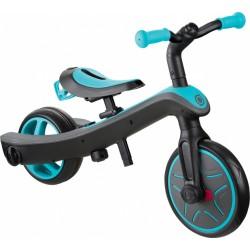 Trike Explorter 2-in-1 Junior Blauw/Zwart
