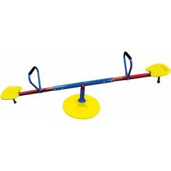 wip 360 graden draaibaar 180 cm blauw/rood/geel