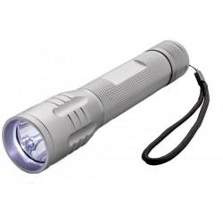 XD Collection zaklamp Cree led batterij 100 lm 17,6 cm grijs