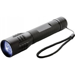 XD Collection zaklamp Cree led batterij 100 lm 17,6 cm zwart