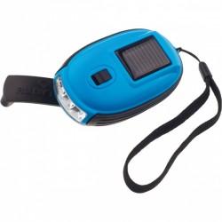 Rubytec zaklamp Kao XL led solar 8,7 x 5 cm ABS blauw/zwart