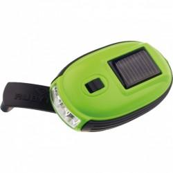 Rubytec zaklamp Kao XL led solar 8,7 x 5 cm ABS groen/zwart