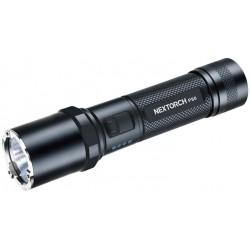 Nextorch zaklamp P80 led 1300 lm 28 cm aluminium zwart